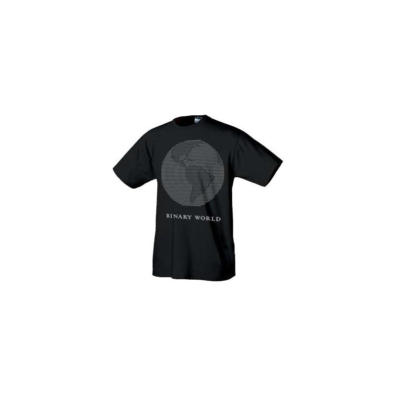 IT tričko Binary World