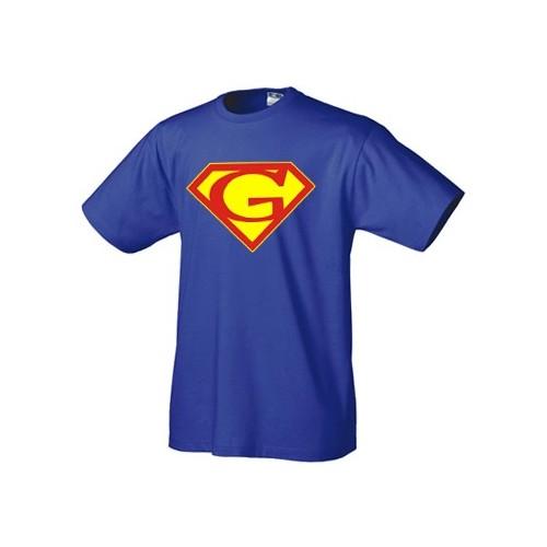 Tričko Geek Man