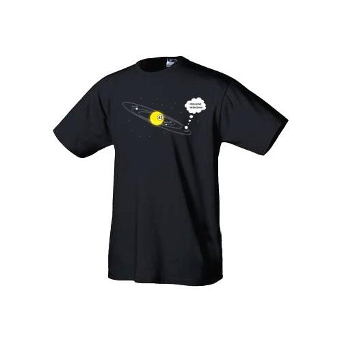 Geek tričko Převážně neškodná