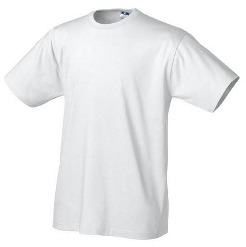 Bílé tričko - pánské