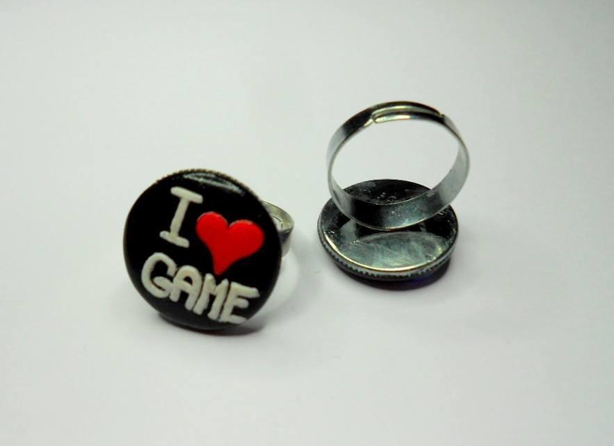 Prsten I love GAME