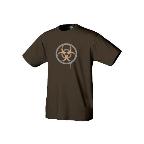 Geek tričko - Biohazard