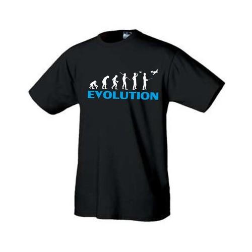Tričko evoluce pro RC modeláře