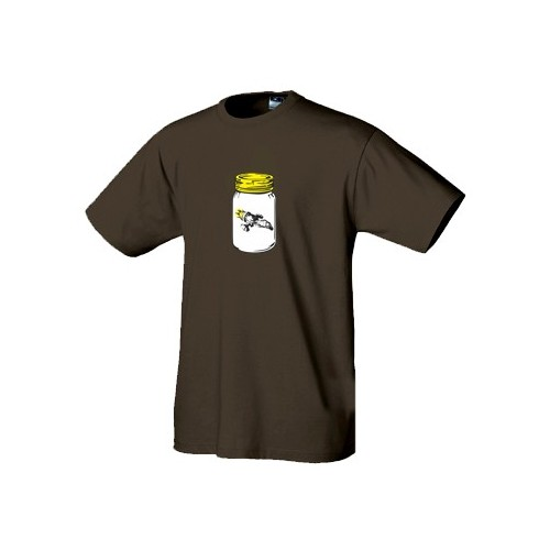 Geek tričko Loď Serenity třídy FireFly
