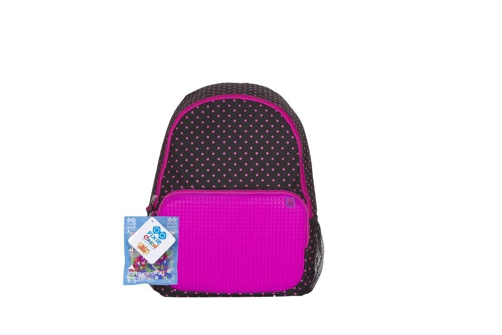 Dětský pixel batoh - Pixie Batoh 02 Fuchsie