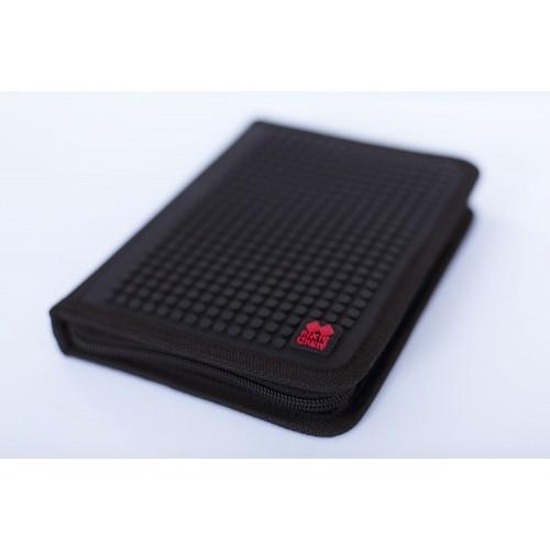 Pixie školní pixel penál 03 - Černý