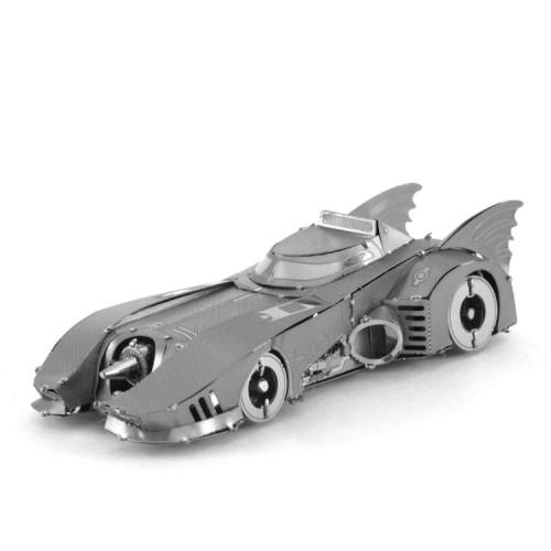 3D ocelová skládačka Batmobil 1989