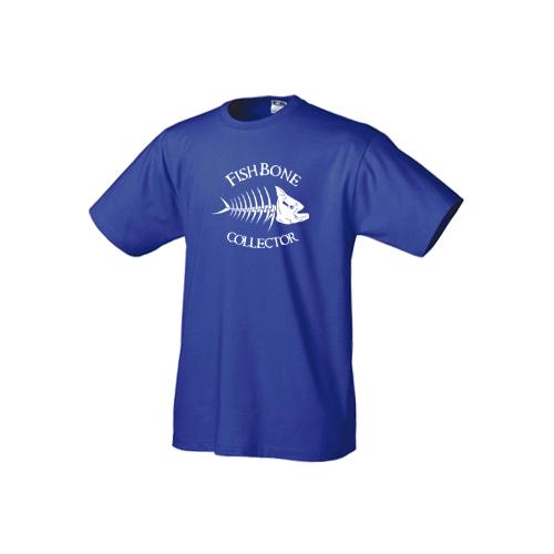 Tričko pro Rybáře Fish Bone Collector