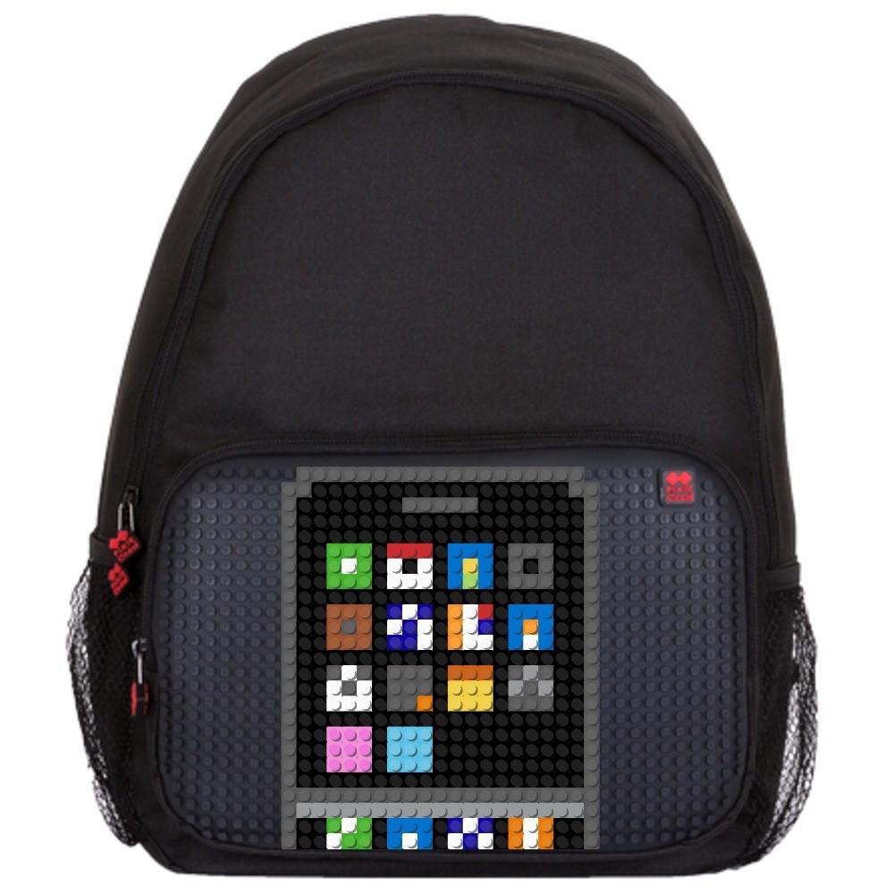Dětský pixel batoh - Pixie Batoh 01 Černý