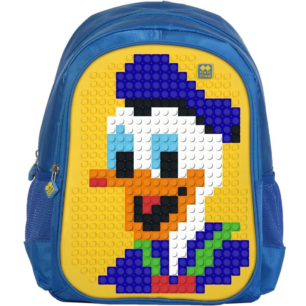 Dětský pixel batoh - PIXIE Batoh 07 Modrá