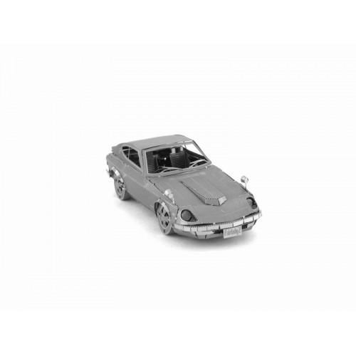 3D ocelová skládačka auta NISSAN Coupe