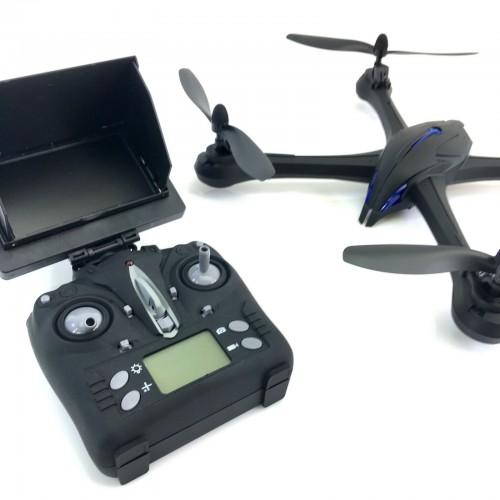 Dron Spider R10 s FPV přenosem obrazu HD kamerou