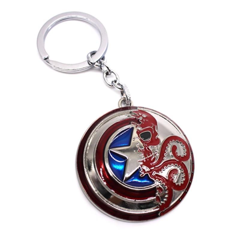 Klíčenka - Captain America