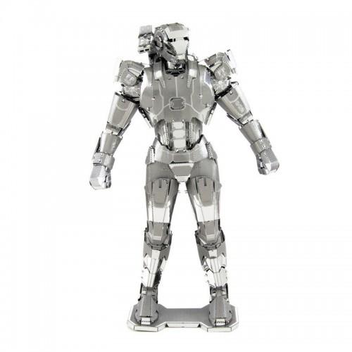 3D ocelová skládačka War Machine (Iron Man)