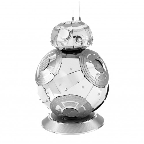 3D ocelová skládačka Star Wars BB-8