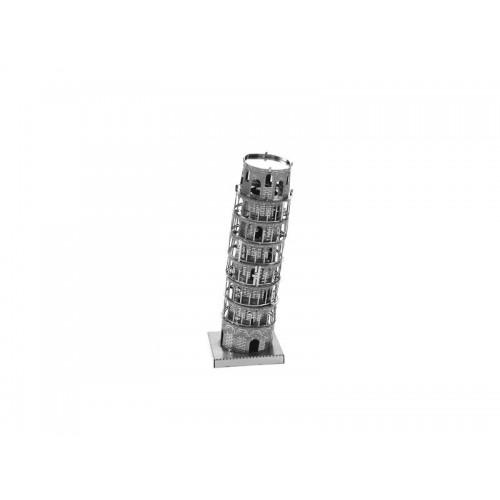 3D ocelová skládačka Šikmá věž v Pise