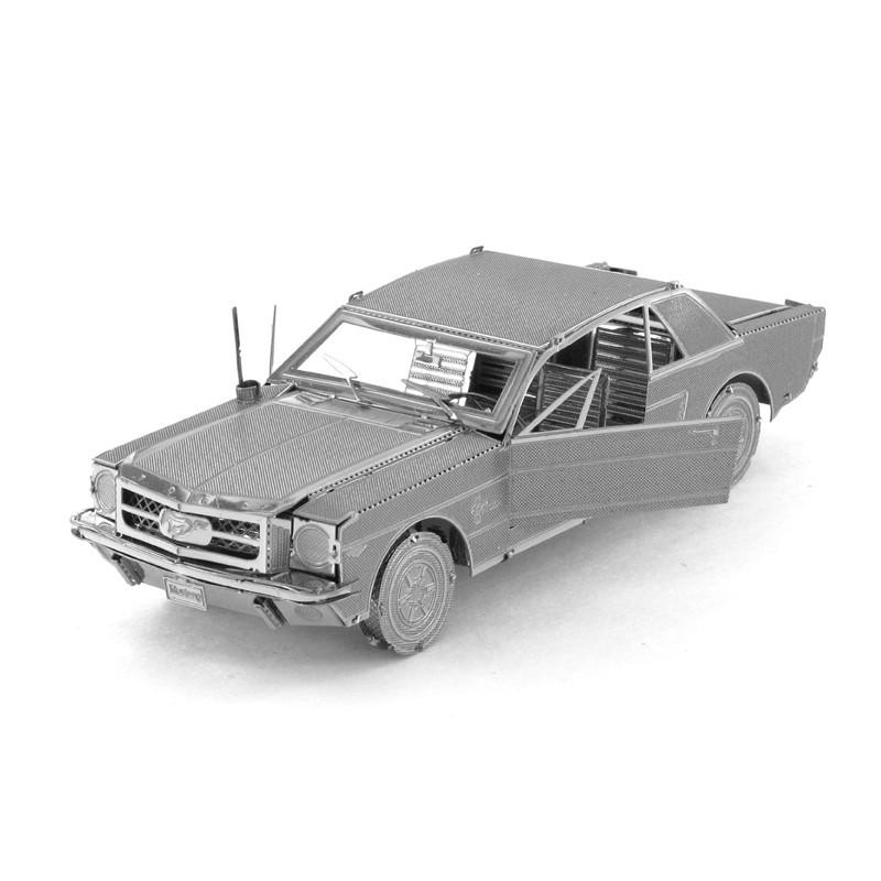 3D ocelová skládačka Ford Mustang