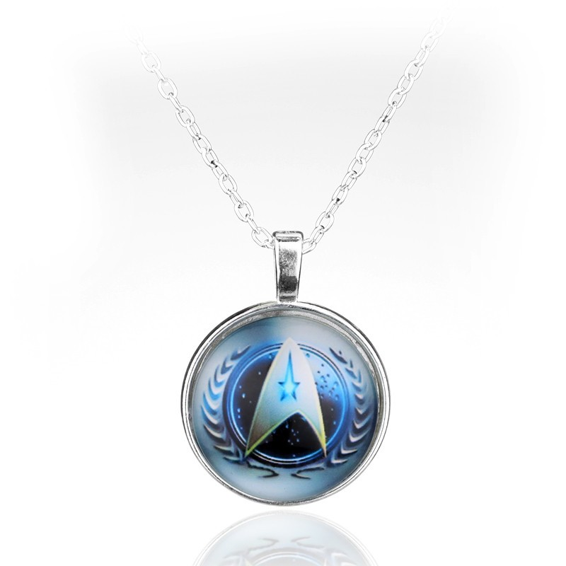 Star Trek Velitel náhrdelník - Otvírací