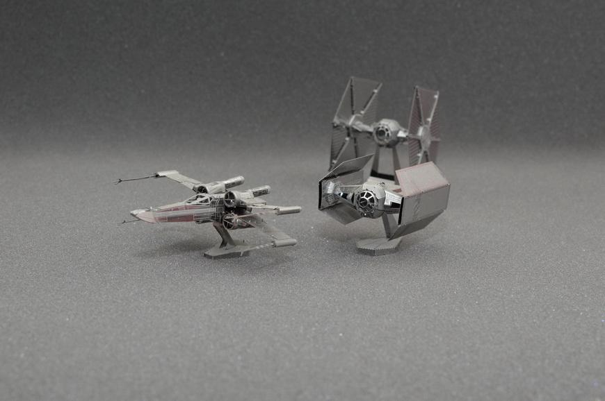 3D ocelový model