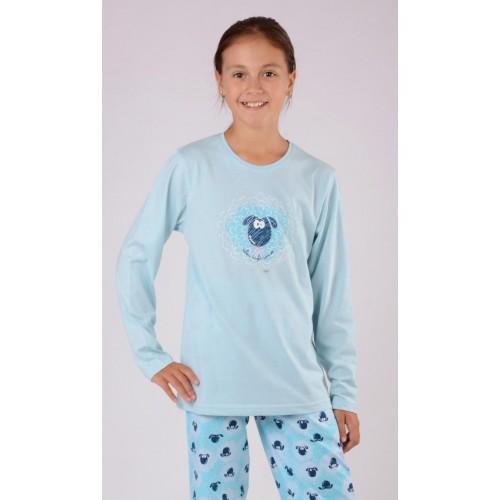 Dětské pyžamo dlouhé Malá ovce