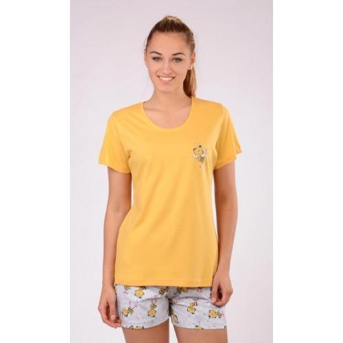 Dámské pyžamo šortky Malá včela