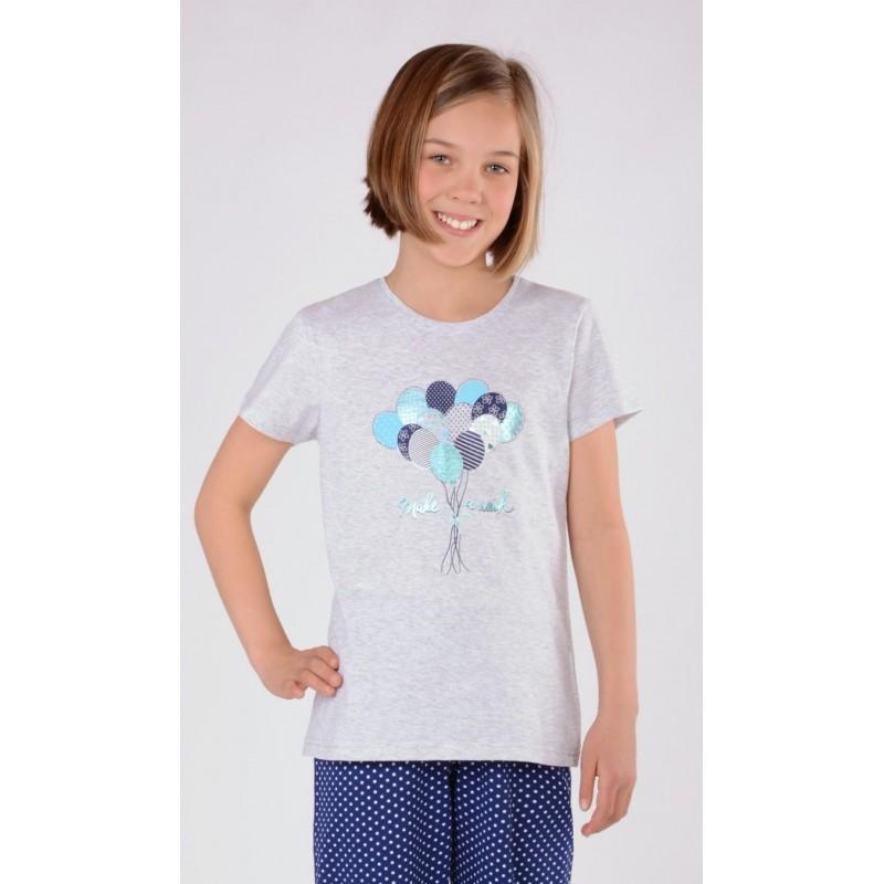 Dětské pyžamo kapri Balónky