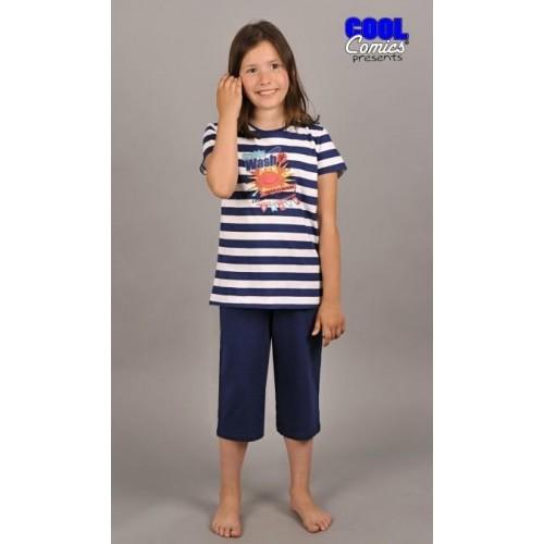 Dětské pyžamo kapri Krab