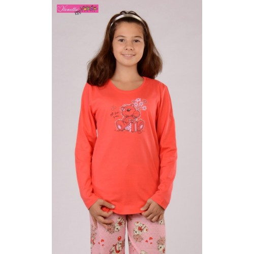 Dětské pyžamo dlouhé Medvěd Gift