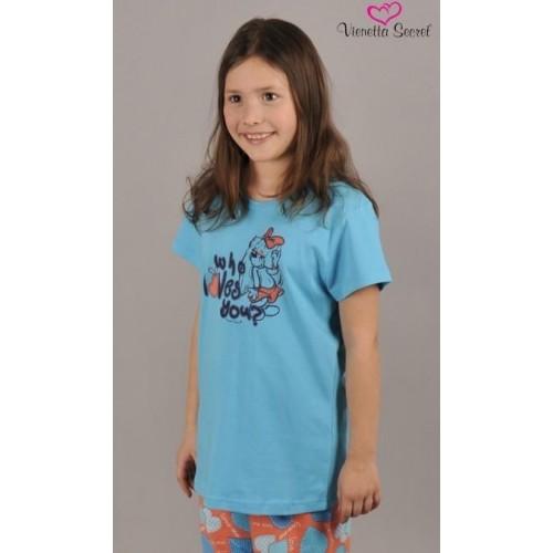 Dětské pyžamo kapri Pes Fintilka