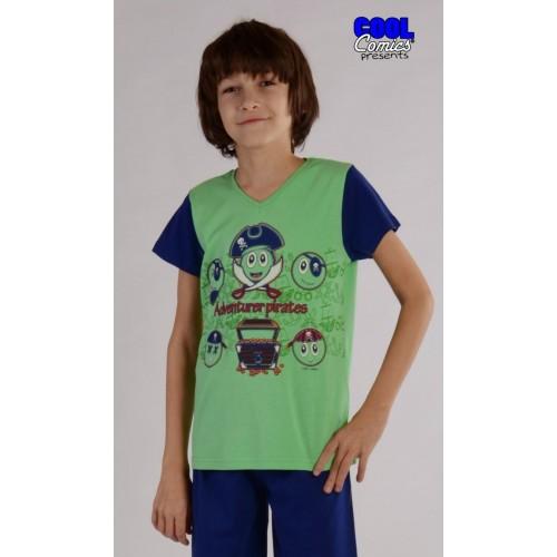 Dětské pyžamo kapri Piráti