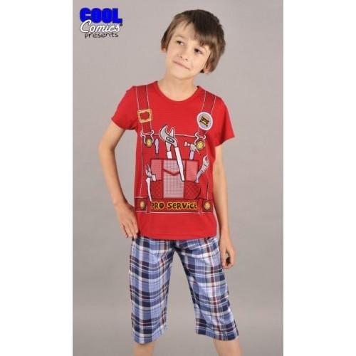 Dětské pyžamo kapri Nářadí