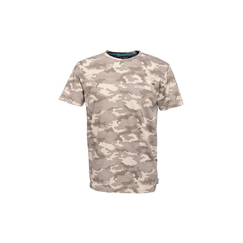 Vojenské tričko RT - Military pánské Grey