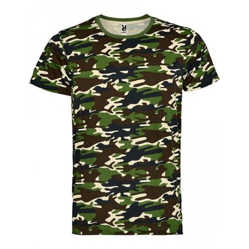 Vojenské tričko RY - Military pánské