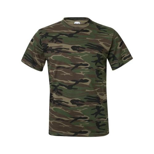 Vojenské tričko AN - Military pánské