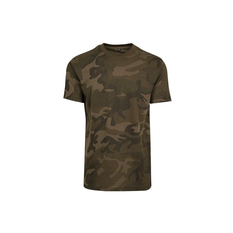 Vojenské tričko BYB - Military pánské