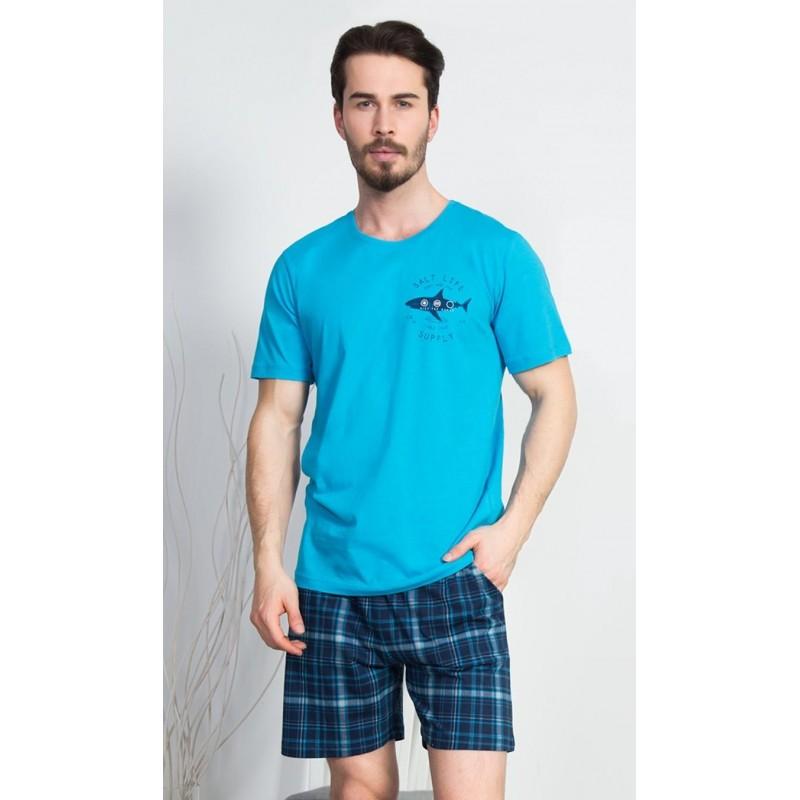 Pánské pyžamo šortky Robin