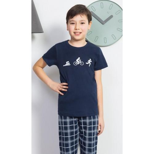Dětské pyžamo kapri Triatlon