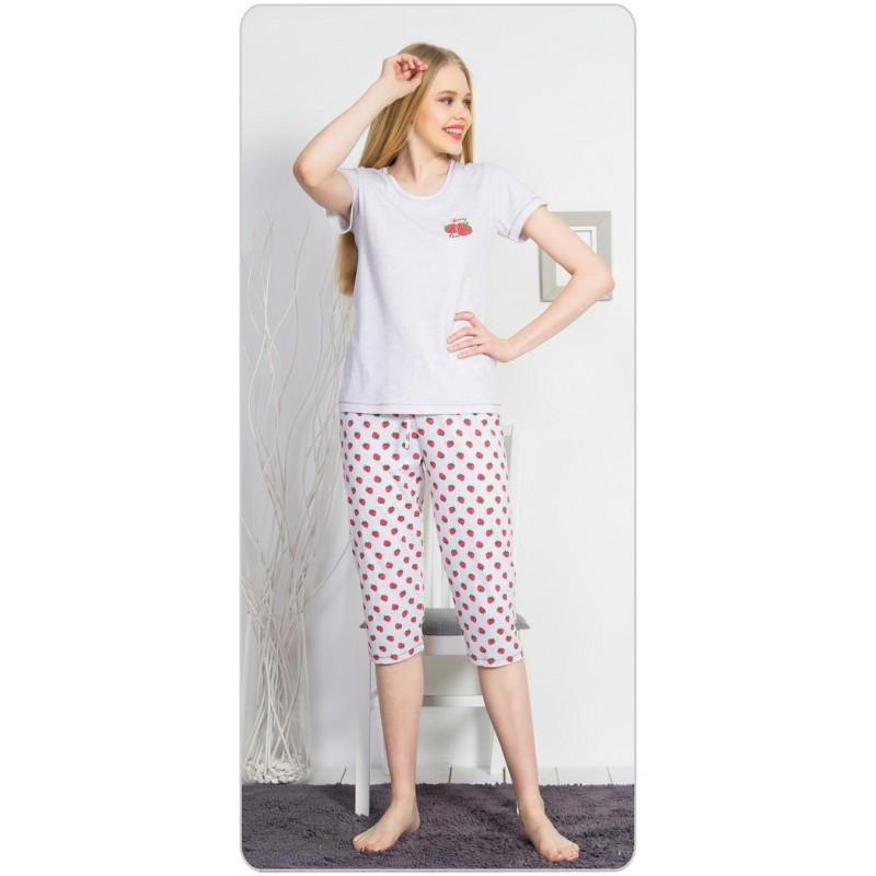 Dámské pyžamo kapri Spring