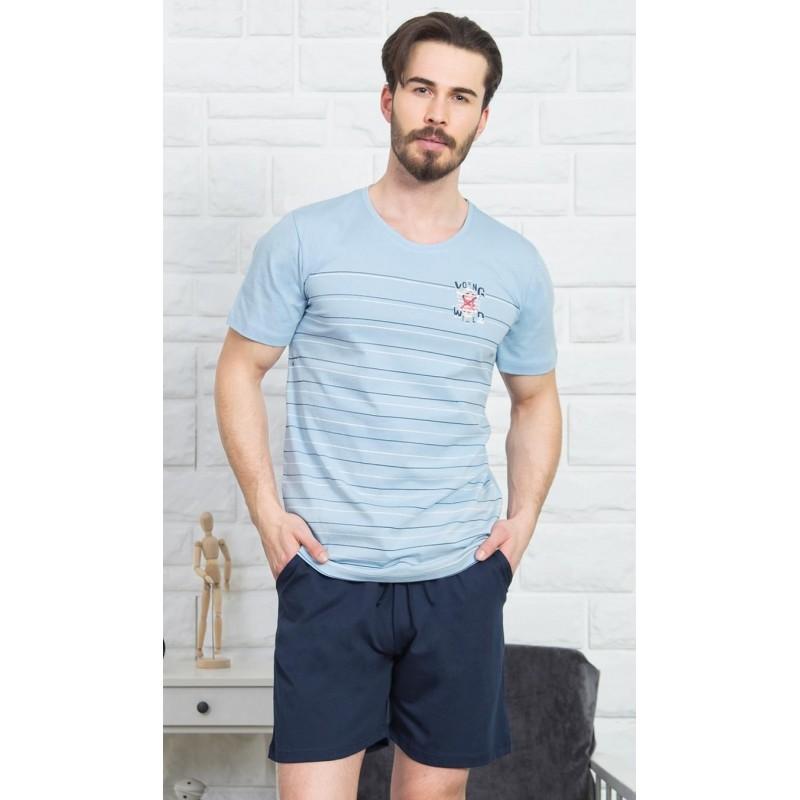 Pánské pyžamo šortky Jonáš