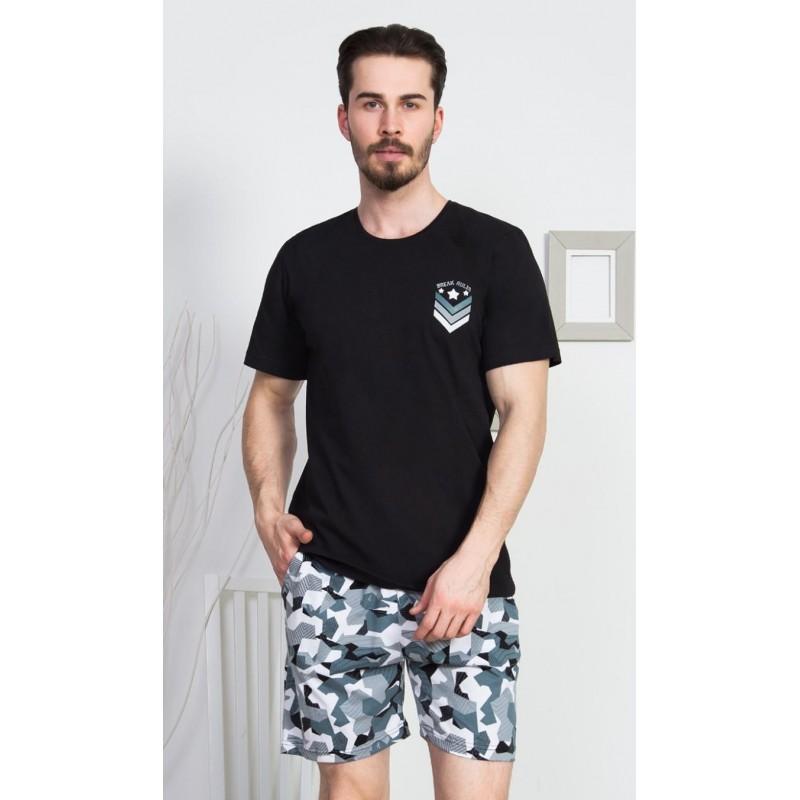 Pánské pyžamo šortky Break rules