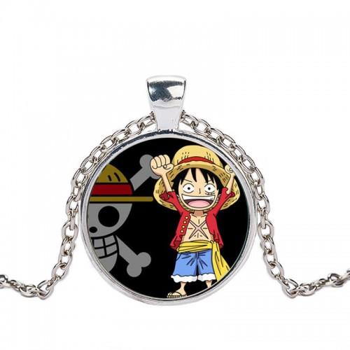 One Piece vlajka - náhrdelník