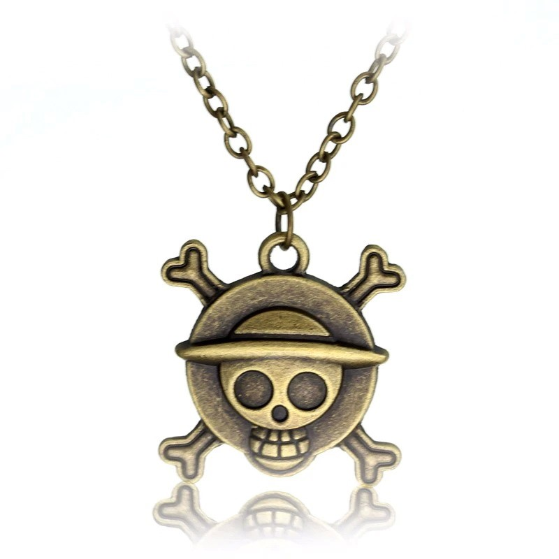 One Piece Luffy - náhrdelník