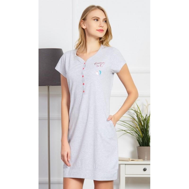 Dámská noční košile mateřská Alena