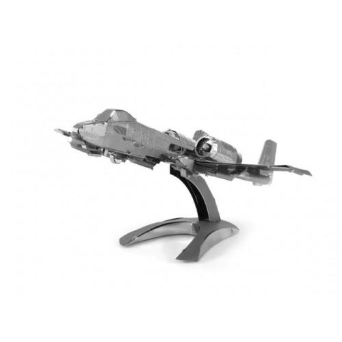3D ocelová skládačka Japonské letadlo Zero