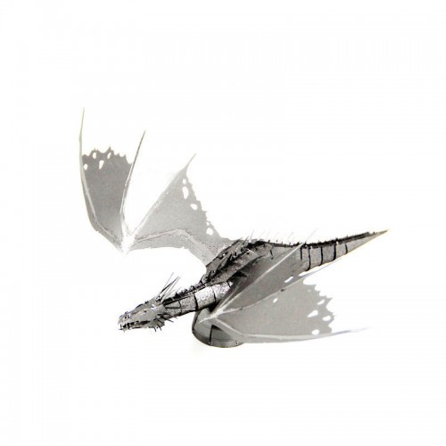Hogwarts Express - Harry Potter - 3D ocelová skládačka