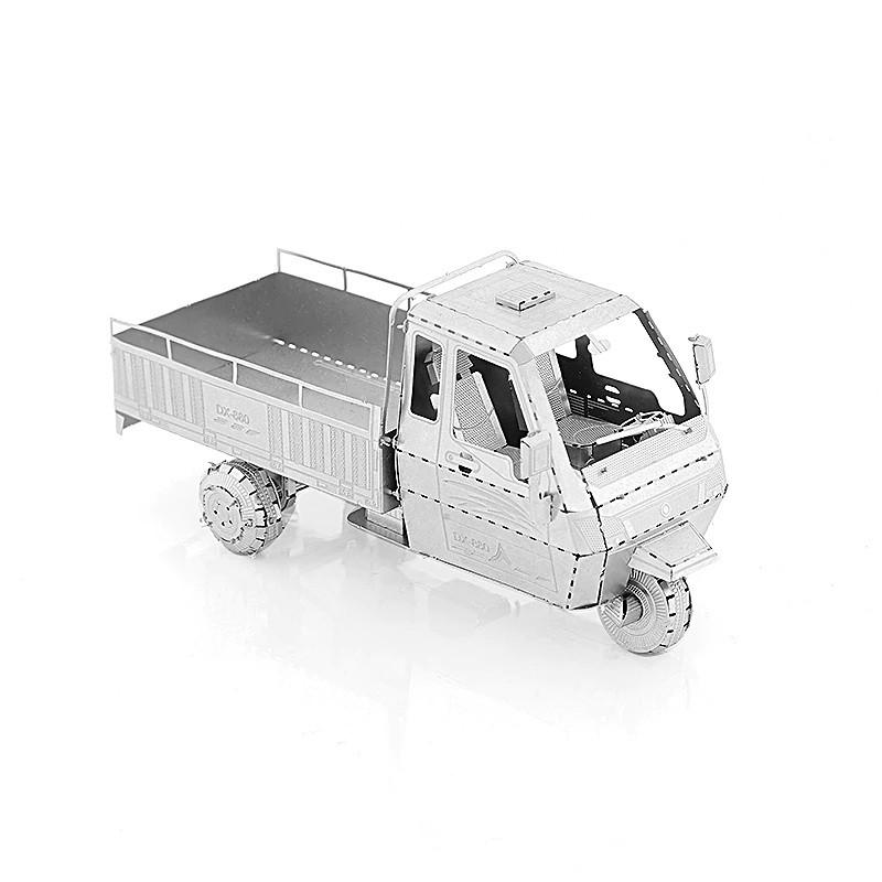 3D ocelová skládačka HALO UNSC Forerunner Phaeton