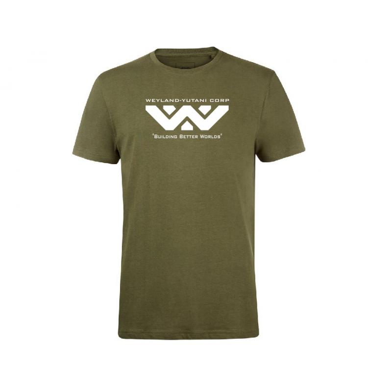 Weyland-Yutani - Vetřelec Geek SCI-FI Tričko