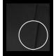 Pánská mikina Hooded - Černá