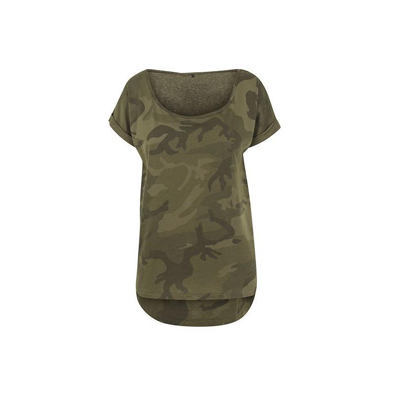 Dámské Military tričko