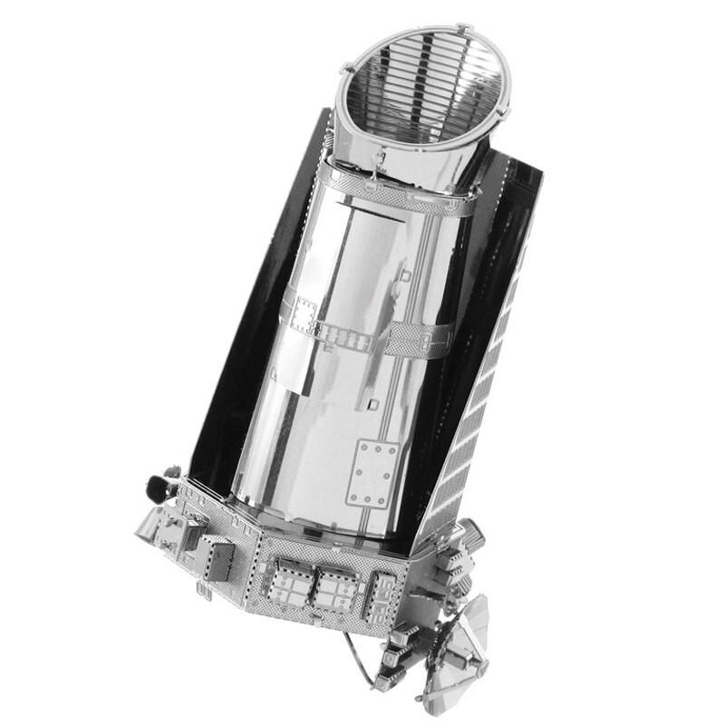3D ocelová skládačka Hubbleův vesmírný dalekohled